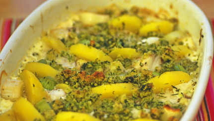 Kartoffel-Lauch